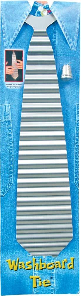 Washboard Tie ZYDECO