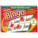 Trend Enterprises Sight Words Bingo Flash Cards