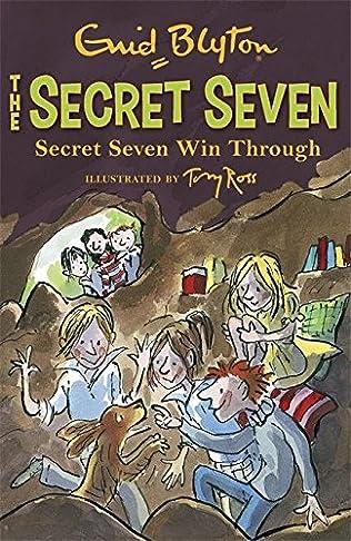 book cover of Secret Seven Win Through