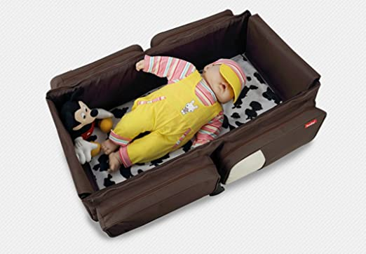 Junlong multifunktional 2 in 1 baby wickeltaschen travel stubenwagen