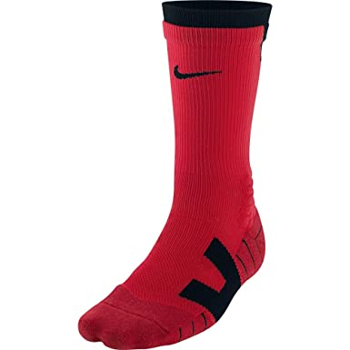 bd72061386671 Amazon.com : Nike Men's Elite Vapor Cushioned Football Socks, color ...