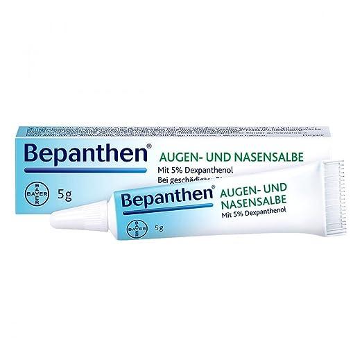 Bepanthen Augen- und Nasensalbe 5 g