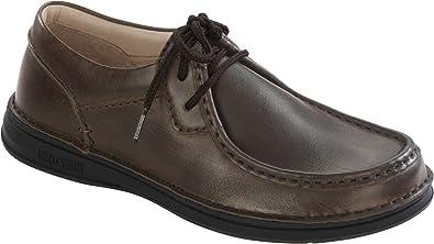 89ef027722b Birkenstock Pasadena Ladies Natural Leather Dark Brown Size EU 37   US L6  M4 Regular