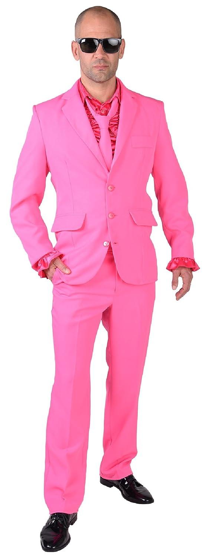 Pinker Anzug für Herren von Suitmeister S Generique