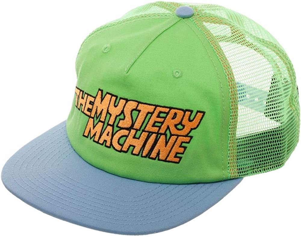Bioworld Scooby-Doo Mystery Machine Mens Trucker Hat