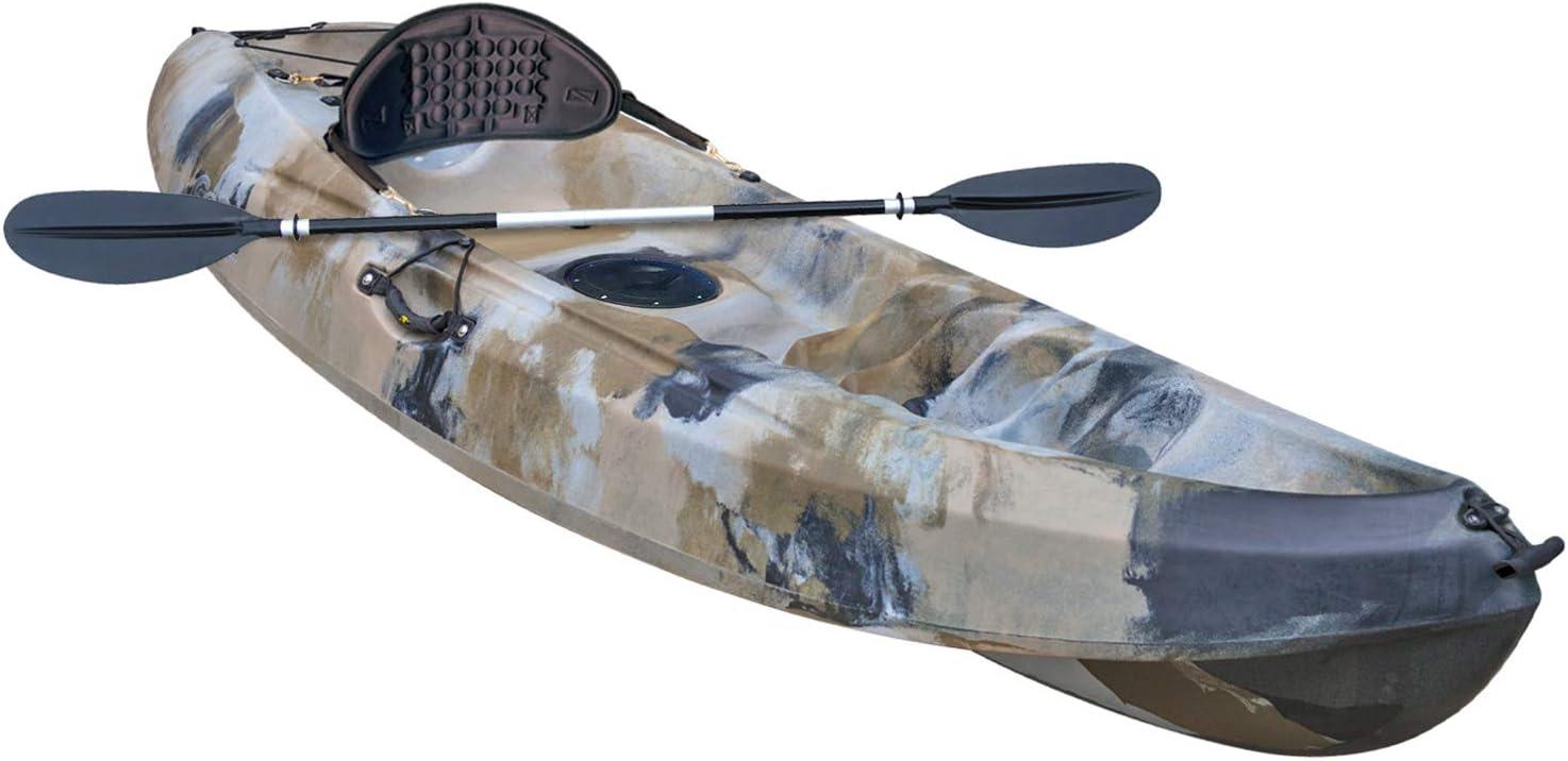 Pioneer sentarte sobre Kayak hinchable para cama individual juego ...