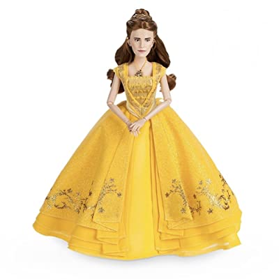 Belle Disney Film Collection Doll Beauty and the Beast Live Action Film - 11 1/2: Toys & Games