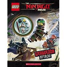 The Lego Ninjago Movie: Garmadon Attack! (Activity Book with Minifigure)