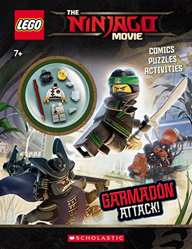 Garmadon Attack! (LEGO NINJAGO Movie: Activity Book with Minifigure)