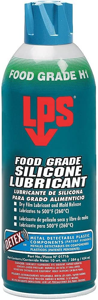 SEPTLS42801716 - Itw LPS Food Grade Silicone Lubricants - 01716