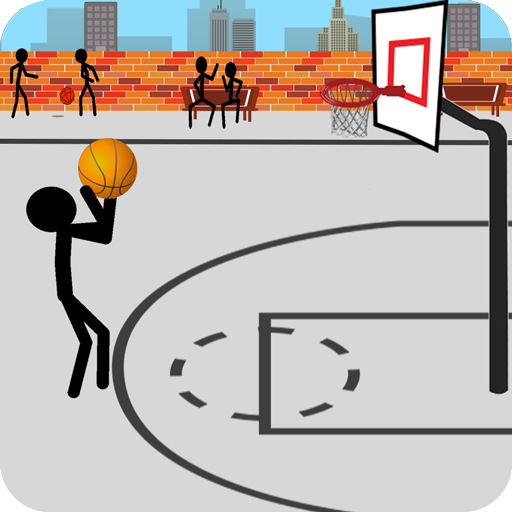 (Doodle Street Basketball)