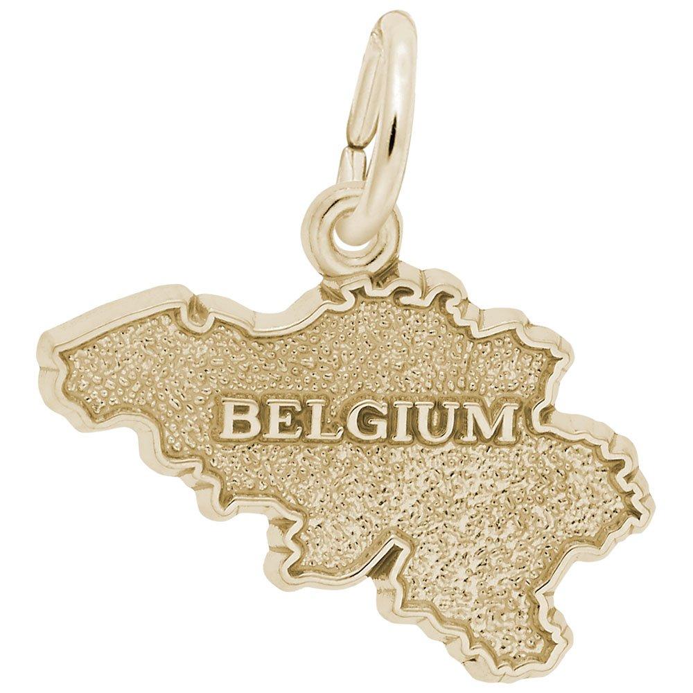 Belgium Rembrandt Charms Engravable