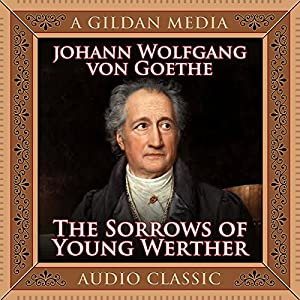 The Sorrows of Young Werther Audiobook