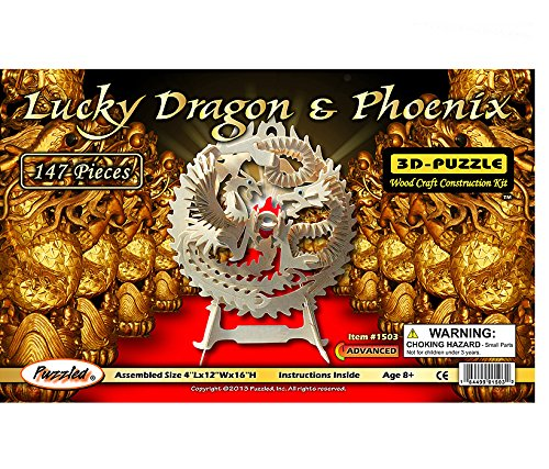 Price comparison product image Lucky Dragon & Phoenix