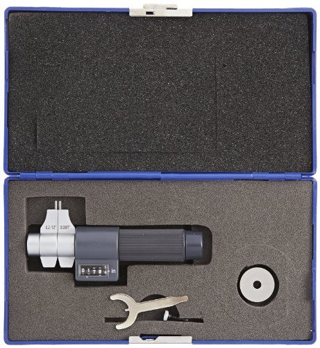 Fowler 52-275-401 EZ-Read Digital Inside Micrometer, 0 2-1 2