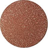 Glitter My World! Fine Flake Craft Glitter: 1 lb Jar A Rose Gold