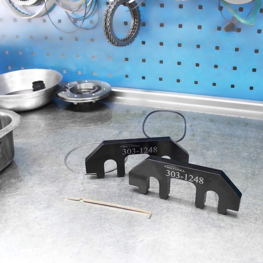 BETOOLL HW9204 303-1248 303-1530 Ford 3.5L & 3.7L 4V Cam Tool Holding Set by BETOOLL (Image #7)