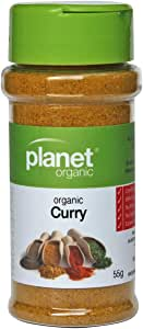 Planet Organic Curry Powder 55 g