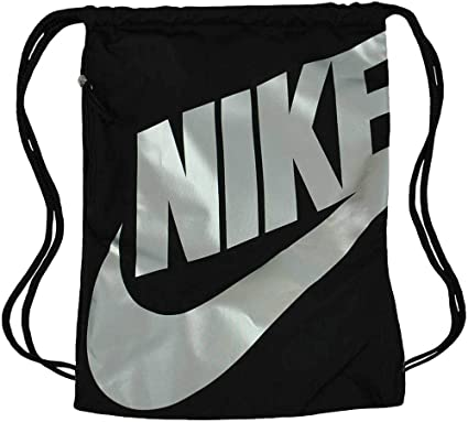 0ed1f846c35f Image Unavailable. Image not available for. Color  Nike Heritage Drawstring  Bag ...