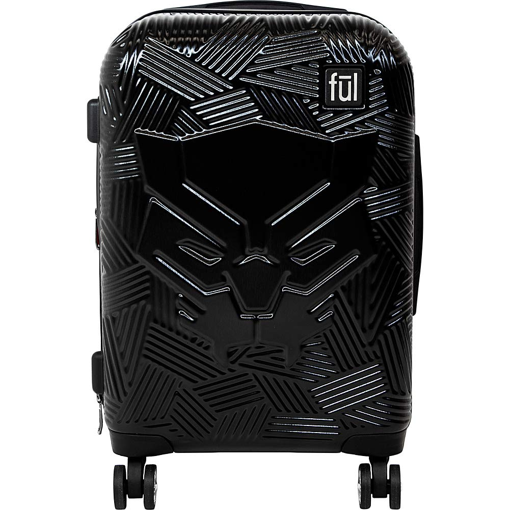 Ful Black Panther Luggage