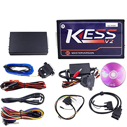 Amazon com: myonly V2 47 Kess V2 OBD2 Manager Tuning Kit Auto Truck