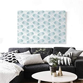 Amazon.com: Homehot - Lienzo decorativo para pared, diseño ...