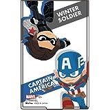 デルフィーノ ディズニーマーベル ミニミラー キャプテン・アメリカ&ウィンター・ソルジャー DZ-80405