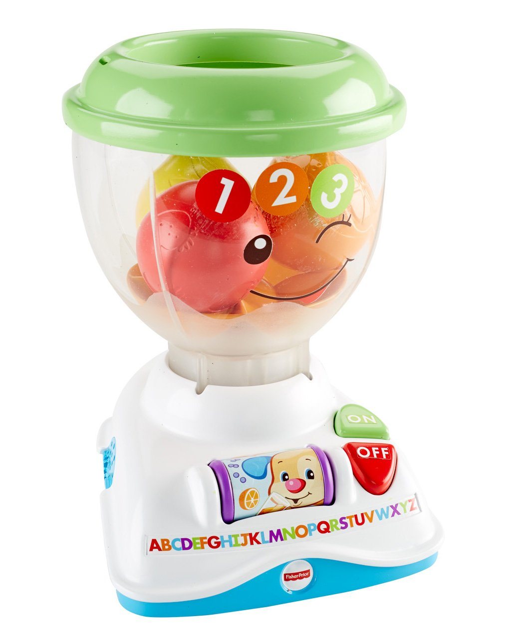 Amazon.com: Fisher-Price Laugh & Learn Mix \'n Learn Blender: Toys ...