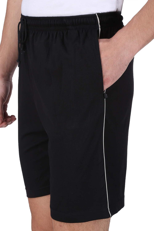 "Neo Garments Men's Cotton Long Shorts | (Sizes: M - 30"", L - 32"", XL - 34"", 2XL - 36"", 3XL - 40"", 4XL – 43"", 5XL – 46"", 6XL - 48"", 7XL - 52"") |"
