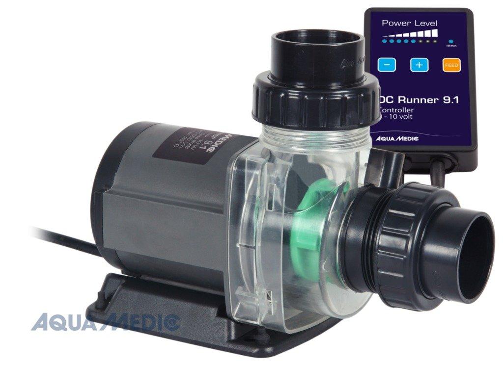 Aqua Medic DC Runner 9.1, regelbar incl. Controller