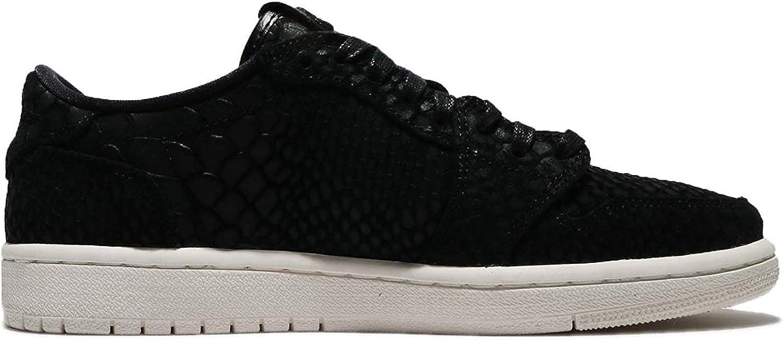 Wmns Air Jordan 1 Retro Low 'Black Python'