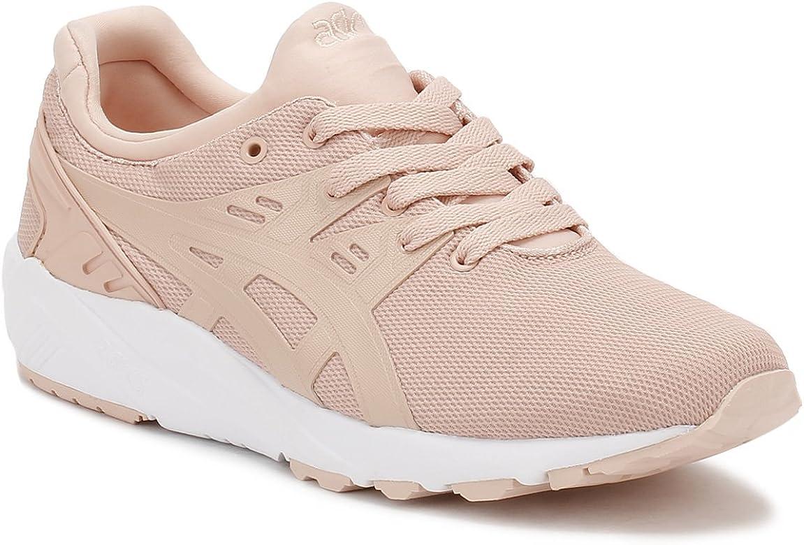 ASICS Junior Rosa Gel-Kayano Evo GS Trainer-UK 3: Amazon.es: Zapatos y complementos
