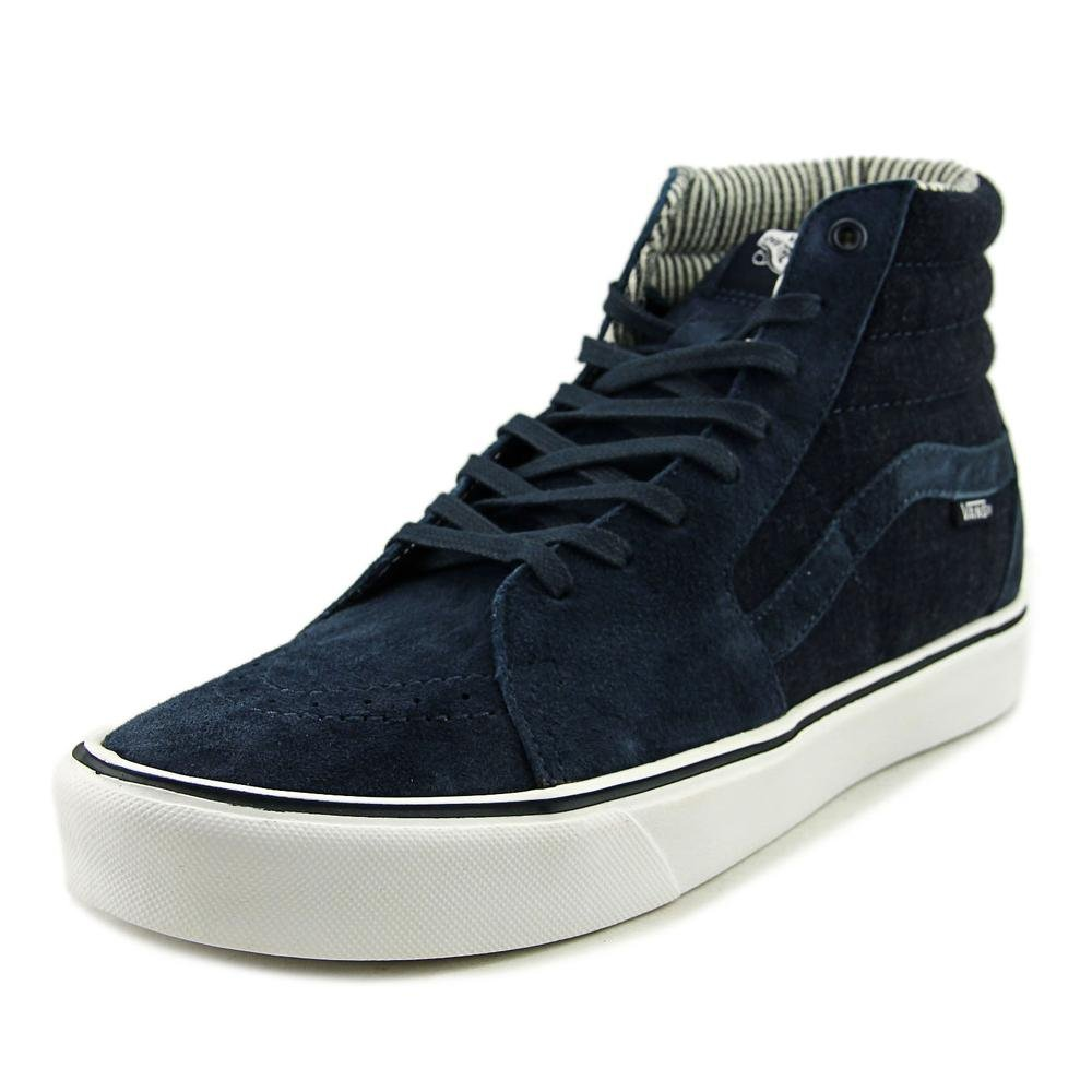 8190d7b58c8 Vans Men s Sk8-hi Lite Hemp High-top Suede Skateboarding Shoe (Hemp) Dress  Blue 11 D(M) US  Buy Online at Low Prices in India - Amazon.in