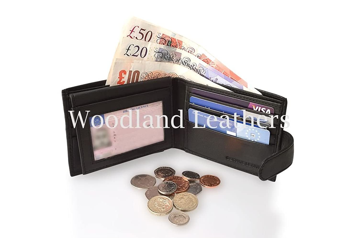 High Quality Mens Leather Wallet