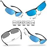 Budget & Good Polarized Sunglasses UVA/UVB