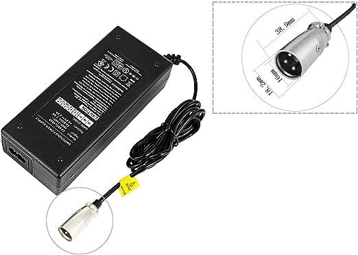 Ladegerät 3-Pin plug für das E-Bike Akku 36V Batterie