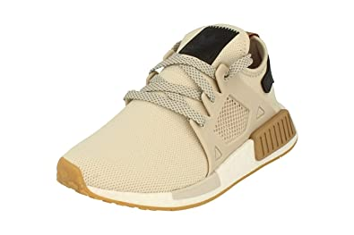 adidas Originals NMD_Xr1 Mens Running Trainers Sneakers Shoes (UK 3.5 US 4 EU 36, Beige White DA9526)