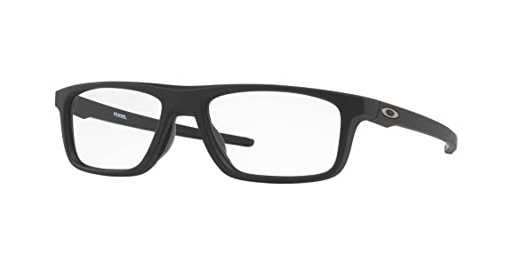 02331ab8aa4 Amazon.com  OAKLEY OX8127 - 812701 POMMEL Eyeglasses 53mm  Clothing