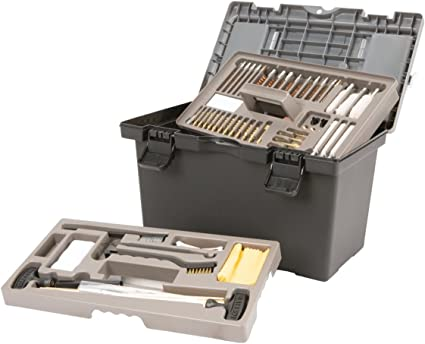 70541 Allen Company Tactical Gun//Rifle Cleaning Kit 66 Piece Set