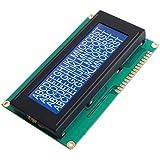 niceeshop(TM) 2004 LCD Modul für Arduino 20x4/Weiß auf Blauer Schirm Basierend auf Der Beliebten HD44780 Controller
