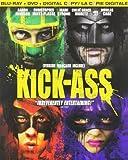 Kick-Ass (Bilingual) [Blu-ray + DVD + Digital Copy]