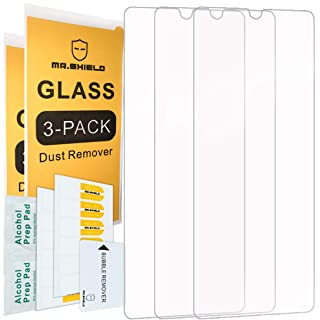 [3-Pack]-Mr.Shield for Huawei (P30 Lite) [Tempered Glass] Screen Protector with Lifetime Replacement Warranty