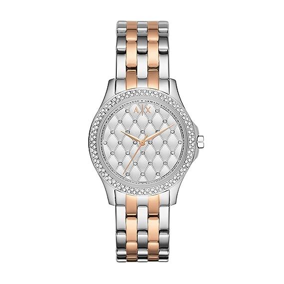 Reloj Emporio Armani para Mujer AX5249: Amazon.es: Relojes