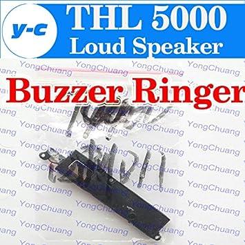 MU THL 5000 Altavoz Altavoz Buzzer timbre para THL 4400/5000 ...