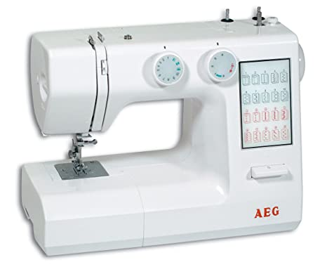 AEG NM 824 - Máquina de coser
