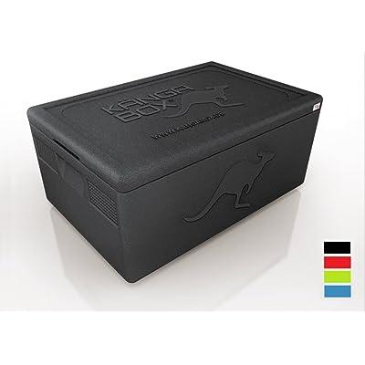 """'Thermo Box, känga Box, """"Expert Big, boîte de transport, boîte à pizza, 53L, tôles 60x 407boulangers Dimensions Divers coloris au choix A4 - Blau"""