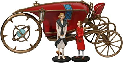 THE GOLDEN COMPASS BOXED FIGURES CORGI VEHICLES /& ALETHIOMETER.