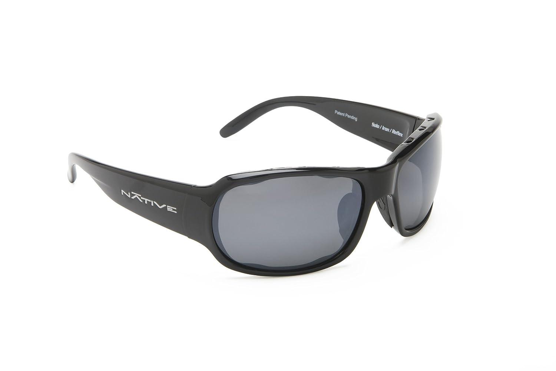 Native Eyewear Gafas de sol solo Gris gris oscuro Talla ...