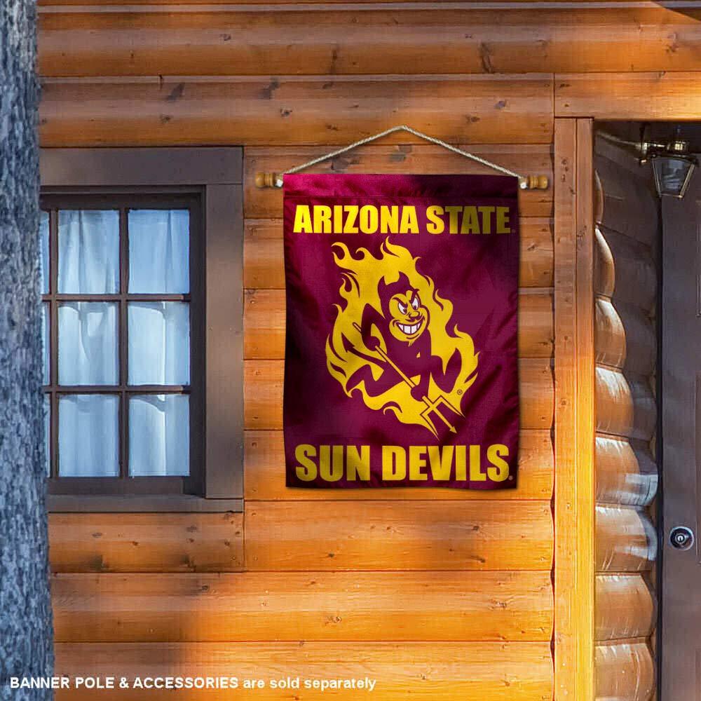 Arizona State University Banner House Flag