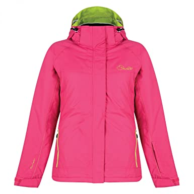 887bd50a7d Dare 2B Womens Ladies Energize Waterproof Ski Jacket  Dare2b  Amazon.co.uk   Clothing